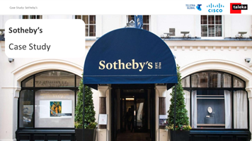 Sotheby's Case Study